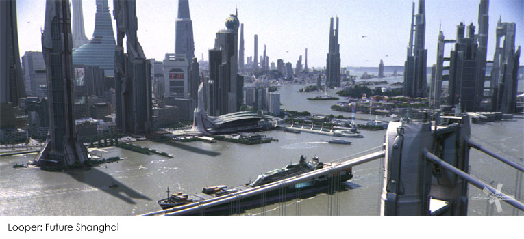 Matte Paintings by Chris Stoski